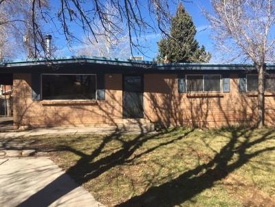 Cedar City Single Family Home For Sale: 558 S 640 W