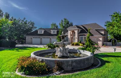 Cedar City Single Family Home For Sale: 2118 W 2875 N