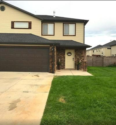 Cedar City Single Family Home For Sale: 1817 Gemini Meadows Ln