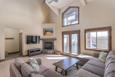 Brian Head Condo/Townhouse For Sale: 74 W Ridge View