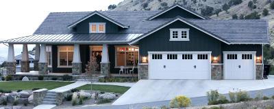 Cedar City Single Family Home For Sale: 773 E Canyon Ridge Dr