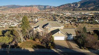 Cedar City Single Family Home For Sale: 587 S 1500 W