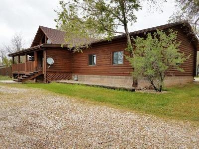 Cedar City Single Family Home For Sale: 5156 W 3600 S