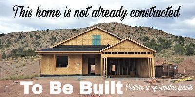 Cedar City Single Family Home For Sale: Lot. 9 Block 6