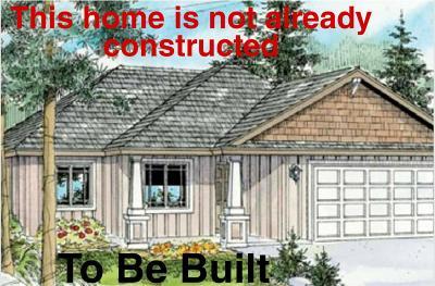 Cedar City Single Family Home For Sale: Lot. 8 Block 6