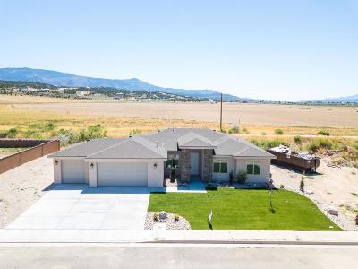 Cedar City Single Family Home For Sale: 4011 W 175 S