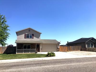 Cedar City Single Family Home For Sale: 4188 W 75 N
