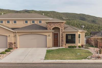 Cedar City Single Family Home For Sale: 1371 W 1600 S