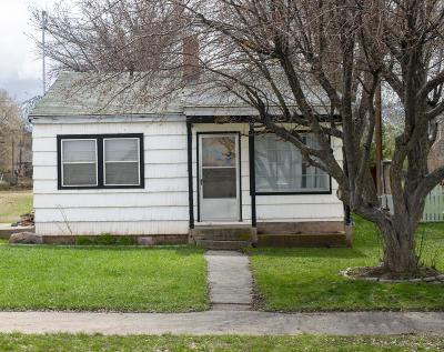 Parowan Single Family Home For Sale: 39 W 400 North N