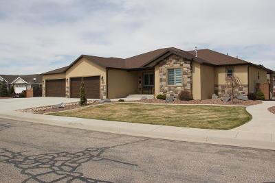 Cedar City Single Family Home Accepting Backup Offers: 2914 W Eagle Ridge Lp