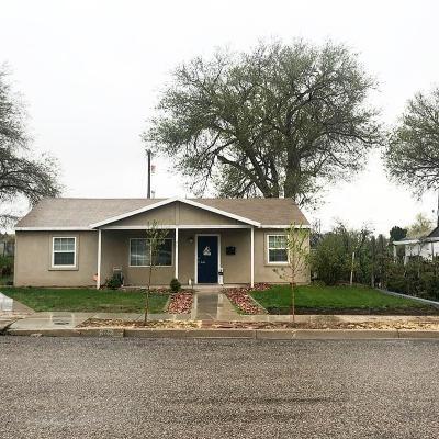 Cedar City Single Family Home For Sale: 225 N 1400 W
