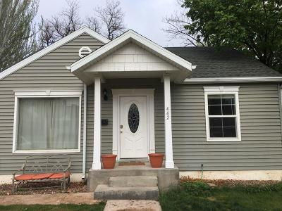 Cedar City UT Single Family Home Accepting Backup Offers: $205,000