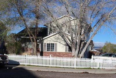 Cedar City UT Single Family Home For Sale: $249,900