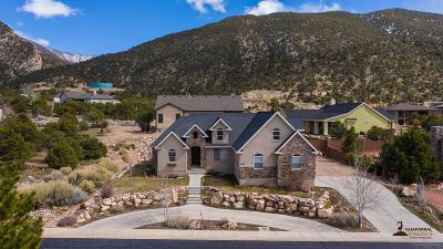 Cedar City UT Single Family Home For Sale: $369,900