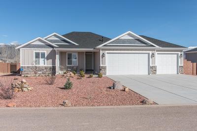 Cedar City UT Single Family Home For Sale: $292,500
