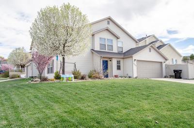 Cedar City UT Single Family Home For Sale: $196,900