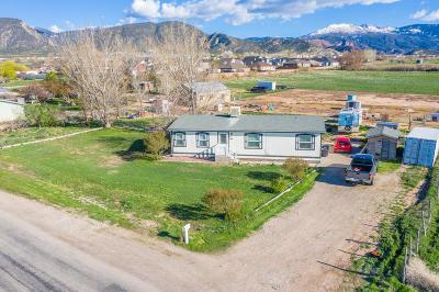 Cedar City UT Single Family Home For Sale: $189,000