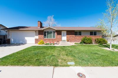 Cedar City Single Family Home For Sale: 951 N 400 W