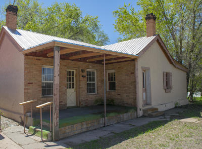 Parowan UT Single Family Home For Sale: $114,900