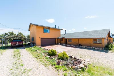 Cedar City Single Family Home For Sale: 9083 W Hwy 56