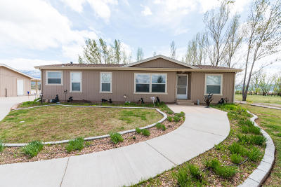 Cedar City Single Family Home For Sale: 4901 W 1525 S