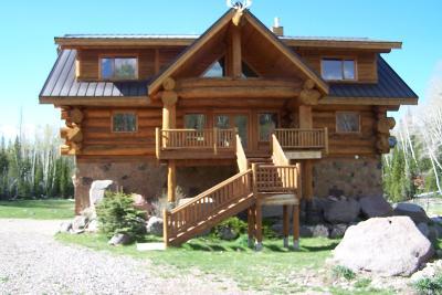 Brian Head Single Family Home For Sale: 383 E 475 N