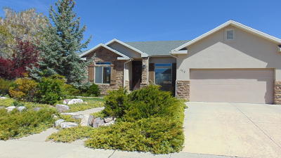 Cedar City Single Family Home For Sale: 1912 W 700 S