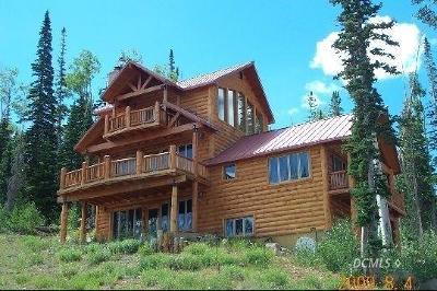 Brian Head Single Family Home For Sale: 662 W Hunter Ridge Dr
