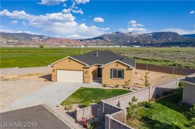 Cedar City Single Family Home Accepting Backup Offers: 3013 W Ashton Ct