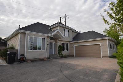 Cedar City Single Family Home Accepting Backup Offers: 19 S Cove Canyon Dr
