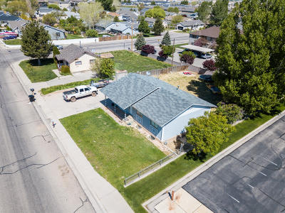 Cedar City UT Single Family Home Accepting Backup Offers: $185,000