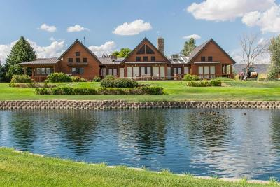 Cedar City Single Family Home For Sale: 8097 W 2000 S