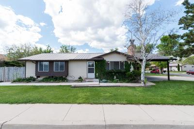 Cedar City UT Single Family Home For Sale: $217,900