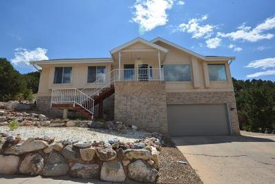 Cedar City Single Family Home For Sale: 790 E Fiddlers Canyon Rd