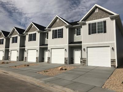 Cedar City UT Condo/Townhouse For Sale: $171,900