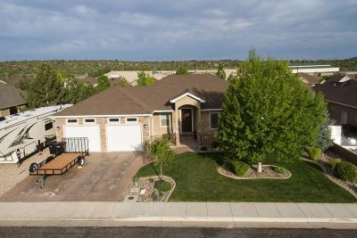 Cedar City UT Single Family Home For Sale: $364,900