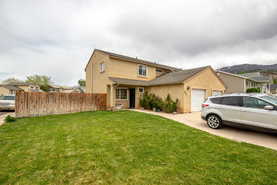 Cedar City Single Family Home For Sale: 996 W Greenslake Dr