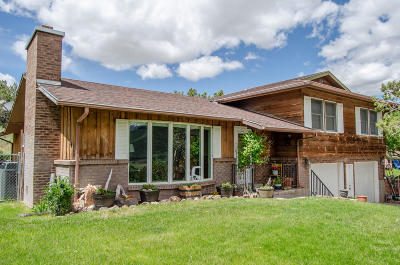 Cedar City UT Single Family Home For Sale: $299,900