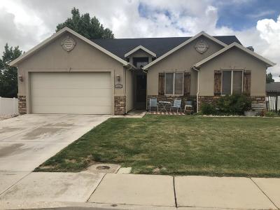 Cedar City UT Single Family Home For Sale: $279,900