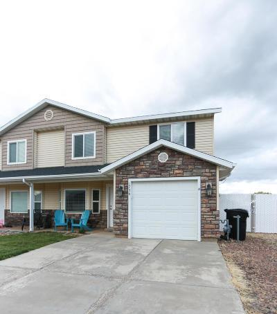 Cedar City Single Family Home For Sale: 1736 Clark Park Way