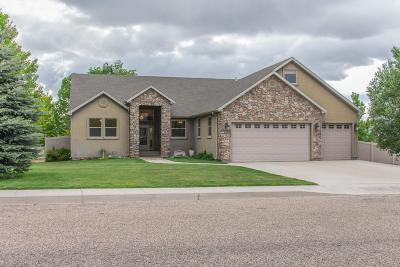 Enoch Single Family Home Accepting Backup Offers: 5095 N 2140 E