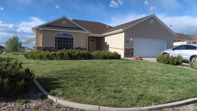 Enoch Single Family Home For Sale: 1841 Saddleback View Dr