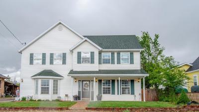 Parowan Single Family Home For Sale: 60 N 100 E