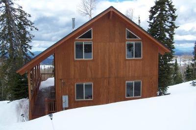 Brian Head Single Family Home For Sale: 513 E Steam Engine