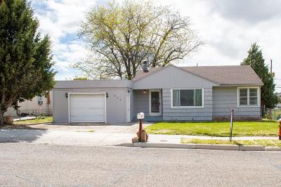 Cedar City Single Family Home For Sale: 908 S 555 W