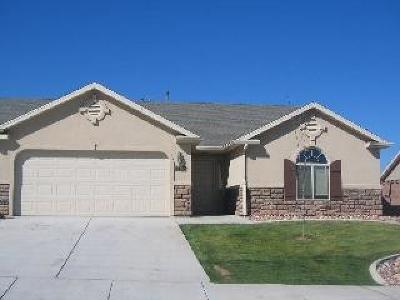 Cedar City Condo/Townhouse For Sale: 1418 S Northern View Dr