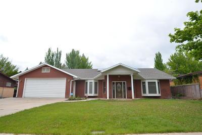 Cedar City Single Family Home For Sale: 315 S 300 W