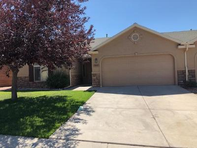 Cedar City Single Family Home For Sale: 1466 S Southern View Dr Dr