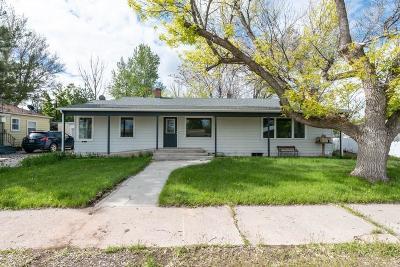 Parowan Single Family Home For Sale: 61 W 400 N