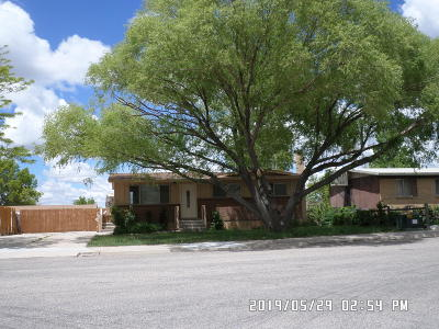 Cedar City Single Family Home Accepting Backup Offers: 1094 W 400 N